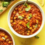Easy Chana Masala – Healthy Recipes Vegetarian Indian