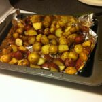 Easy cheater recipe for roasted potatoes
