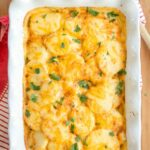 Easy Cheesy Scalloped Potatoes – Potato Recipes Quick And Easy