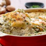 Easy Chicken And Rice Casserole – Rice Recipes Delish