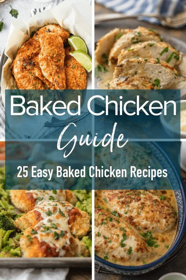 Easy Chicken Recipes to Make for Dinner - 11 Chicken Dinner Ideas - Dinner Recipes Easy Make
