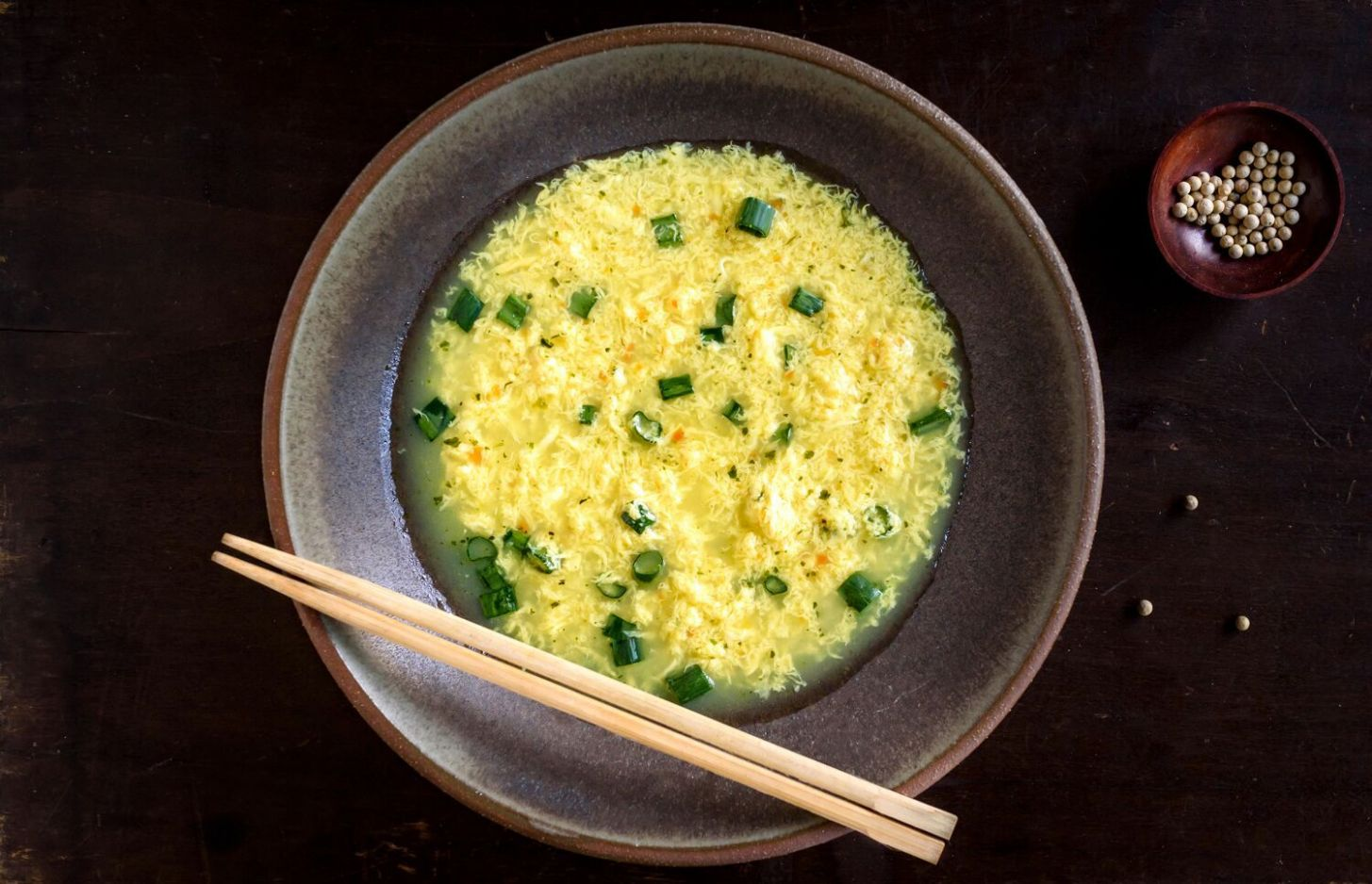 Easy Chinese Egg Drop Soup