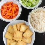 Easy Chinese Tofu & Vegetables Stir Fry Recipe | V For Veggy – Vegetable Recipes Chinese
