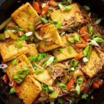 Easy Chinese Tofu & Vegetables Stir Fry – Vegetable Recipes Chinese