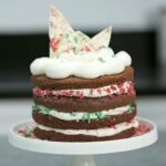 Easy Chocolate Christmas Cake From A Box Recipe | MyRecipes – Recipes Cakes For Christmas