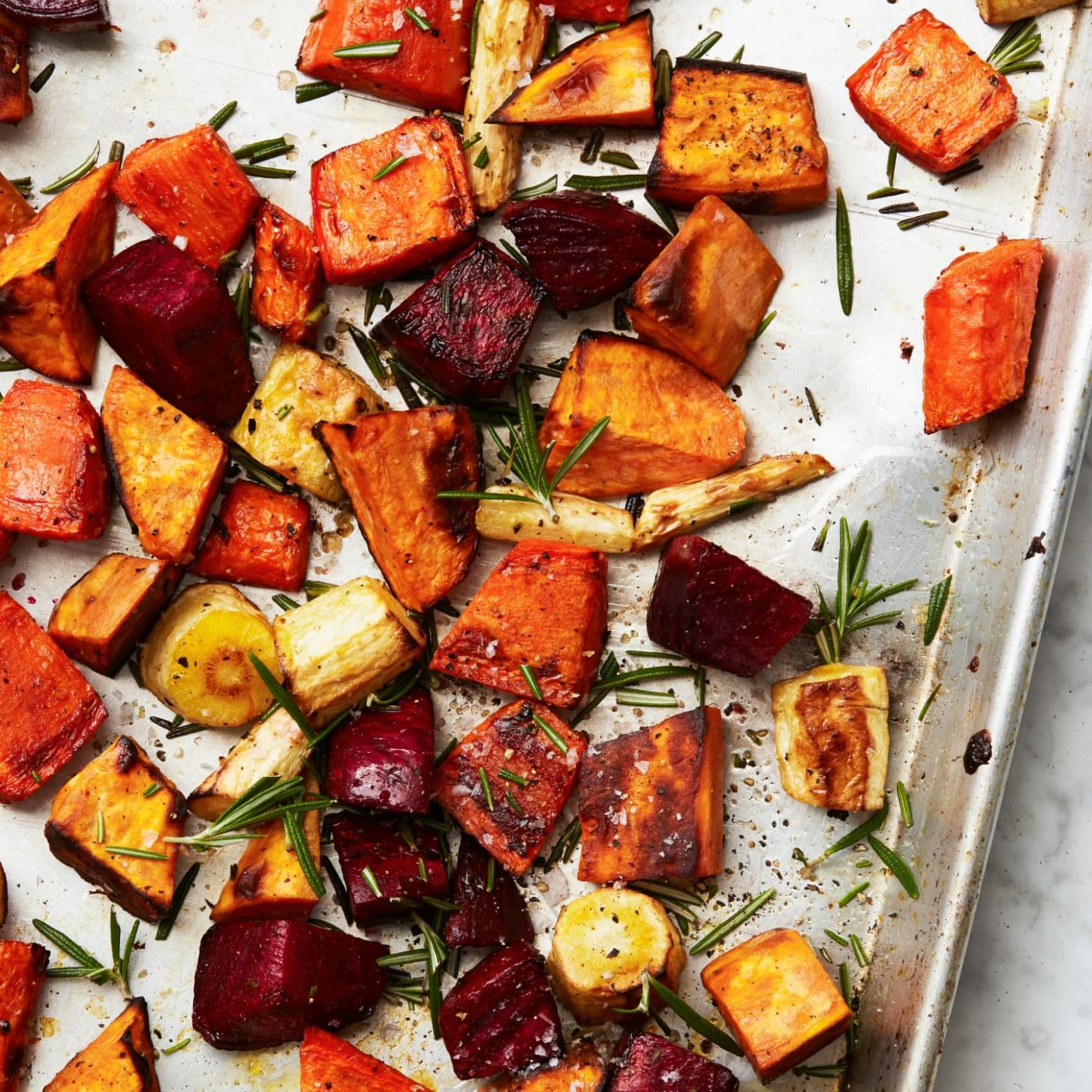 Easy, Classic Roasted Root Vegetables - Recipes Vegetables Oven