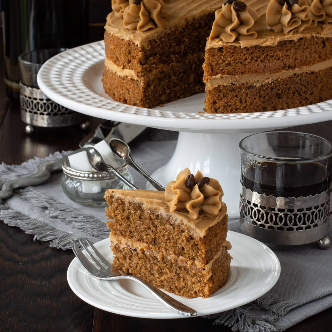 Easy Coffee Cake - Recipes Coffee Cake