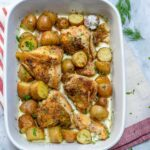 Easy Creamy Chicken Potato Bake | Healthy Fitness Meals – Recipes Chicken Breast With Potatoes