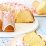 Easy Eggless Vanilla Pound Cake – Cake Recipes Eggless