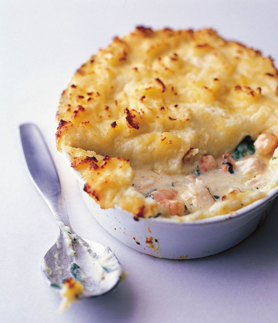 Easy fish pie - Recipes Using Fish Pie Mix