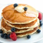 Easy Fluffy Pancakes From Scratch – Simple Recipes Pancakes