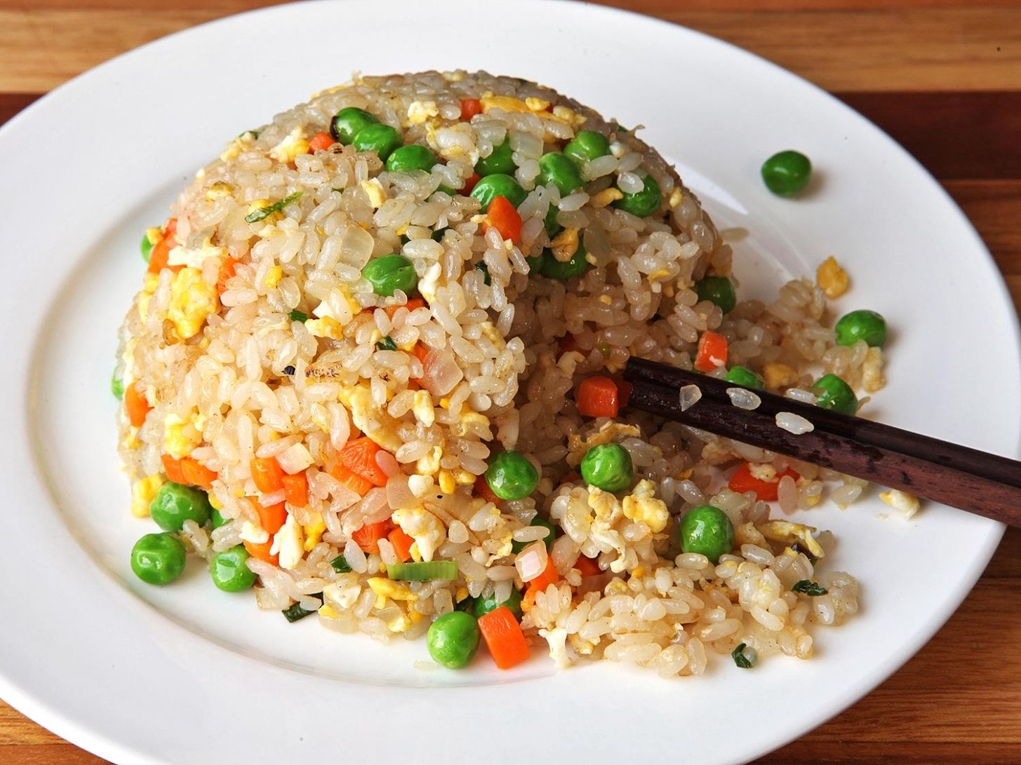 Easy Fried Rice Recipe - Simple Recipes Of Rice