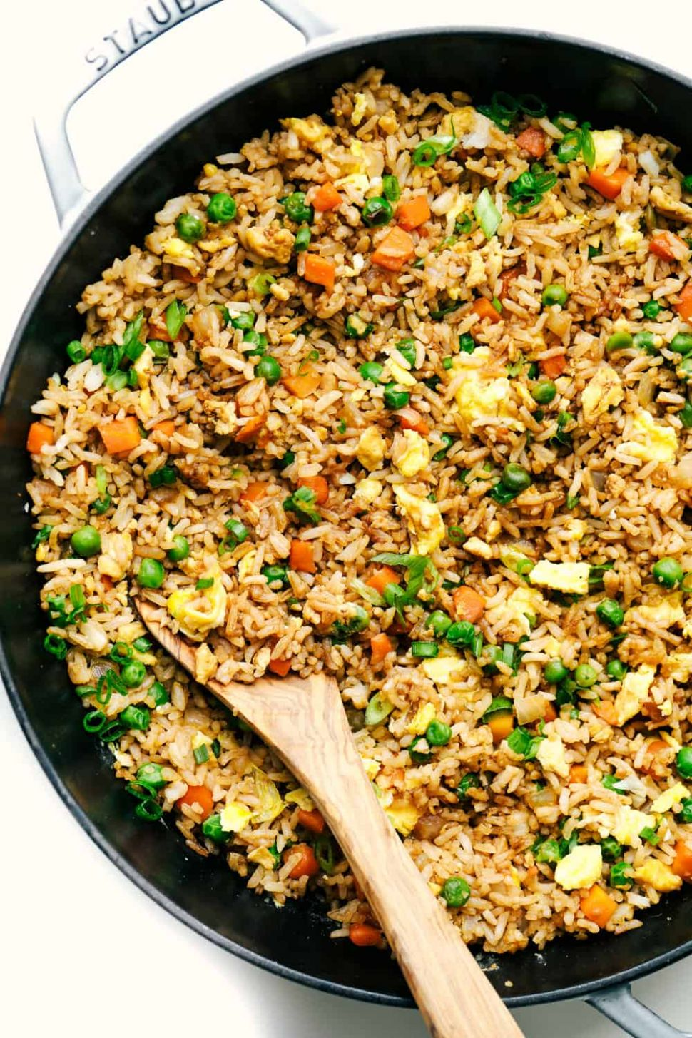 Easy Fried Rice | The Recipe Critic - Recipes Egg Fried Rice