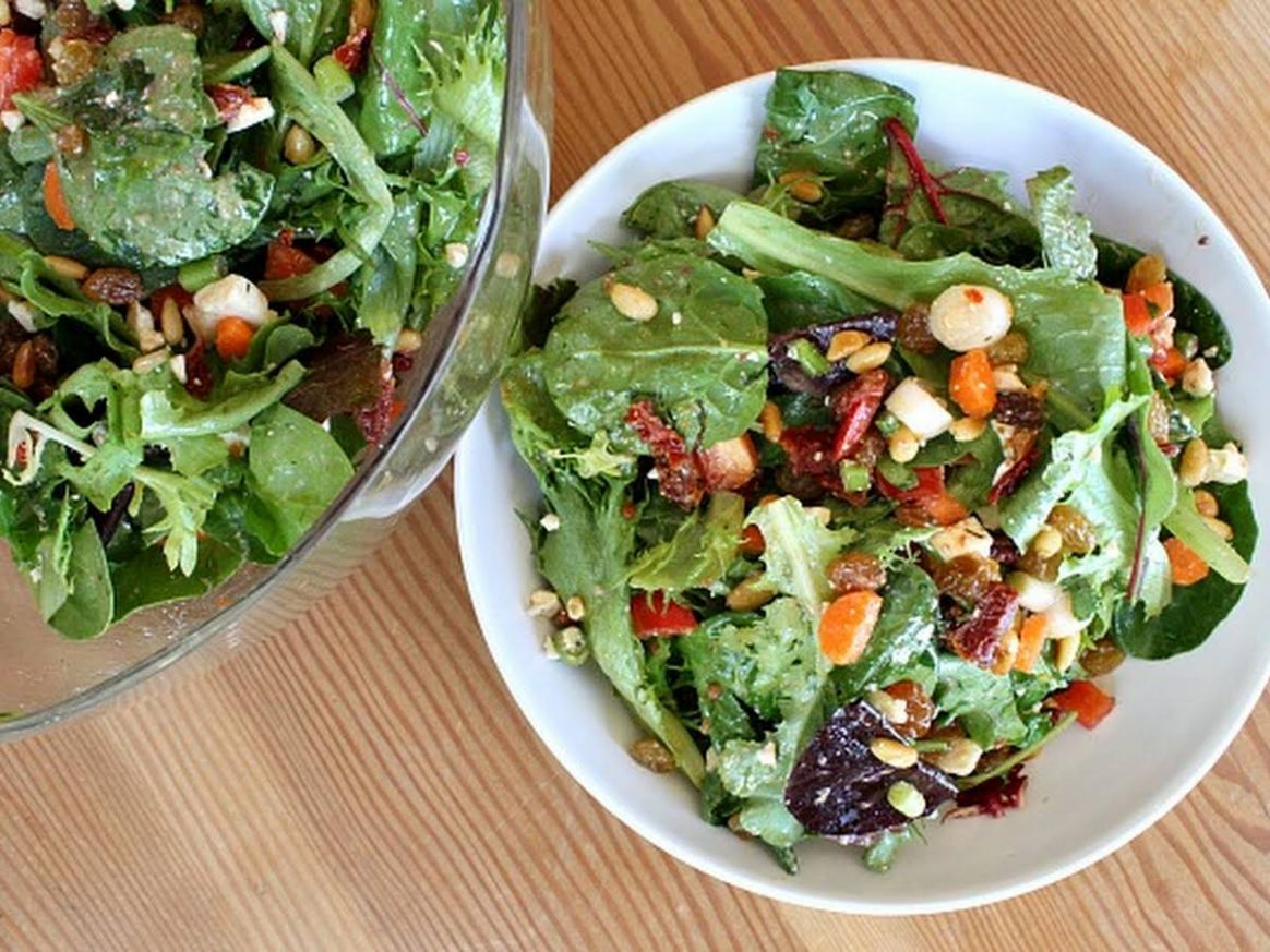 Easy Gourmet Salad - Salad Recipes Gourmet Traveller