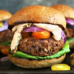 Easy Grillable Veggie Burgers – Recipes Vegetarian Patties