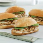 Easy Grilled Chicken Burger Recipe
