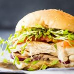 Easy Grilled Chicken Burger – Recipes Chicken Burgers
