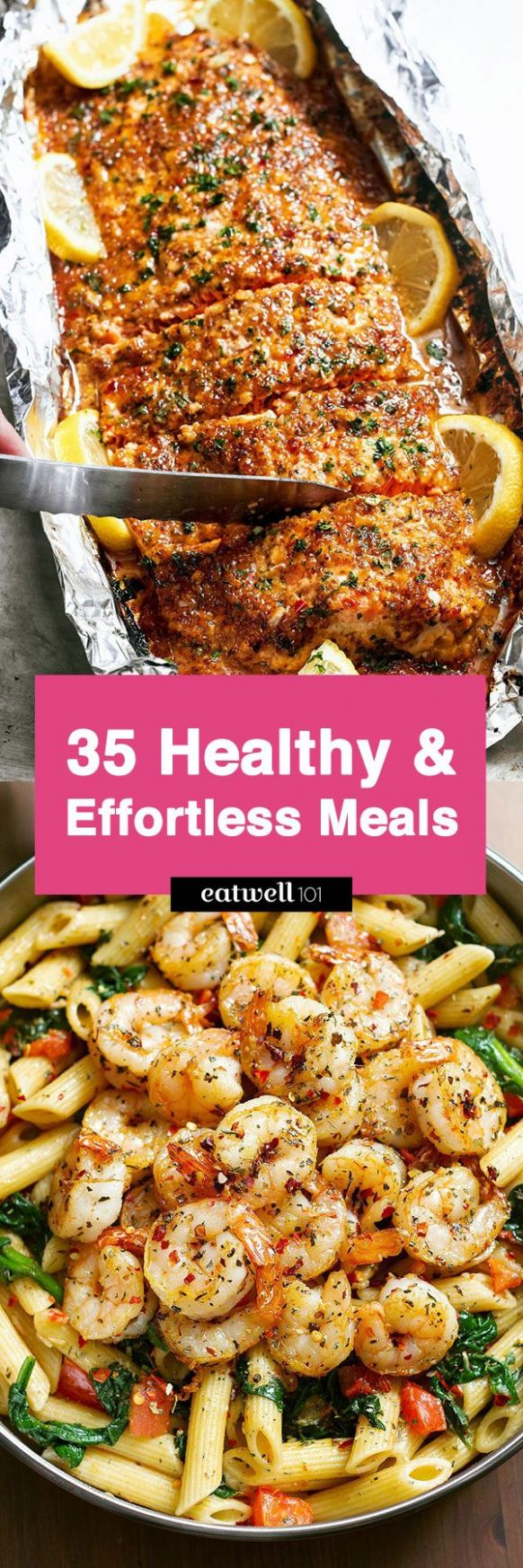 Easy Healthy Dinner Ideas: 10 Low Effort and Healthy Dinner ..