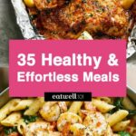 Easy Healthy Dinner Ideas: 9 Low Effort and Healthy Dinner ...