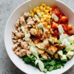 Easy Healthy Taco Salad W/ Ground Turkey – Healthy Recipes Using Ground Turkey