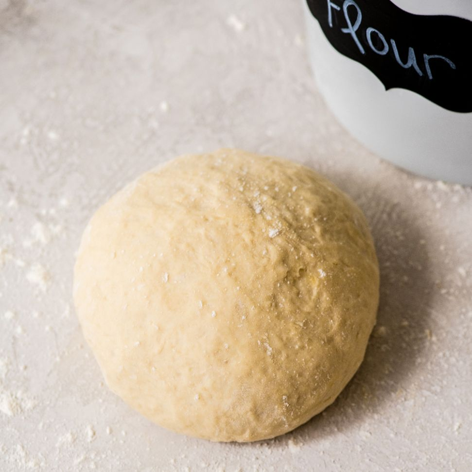 Easy Homemade Pizza Dough - Recipes For Pizza Dough