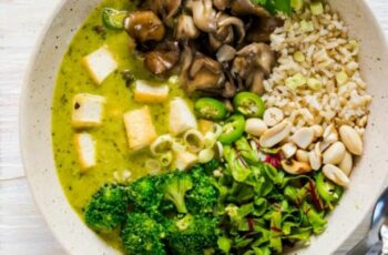 Easy Homemade Thai Green Curry