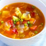 Easy Homemade Vegetable Soup – Recipes Of Vegetable Soup