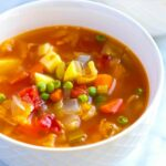 Easy Homemade Vegetable Soup – Soup Recipes Easy To Make
