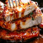 Easy Honey Garlic Pork Chops – Cafe Delites – Recipes Pork Chops Easy