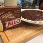 Easy Jell O Cooked Chocolate Pudding Pie Directions – Recipes Using Chocolate Jello Pudding