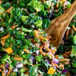 Easy Kale Salad With Fresh Lemon Dressing – Salad Recipes For Lunch