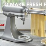 Easy Made Fresh Pasta Using The KitchenAid Pasta Attachments – Pasta Recipes Kitchenaid