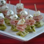 Easy Marinated Mozzarella And Tortellini Appetizer Recipe – Simple Recipes Appetizers