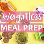 EASY MEAL PREP WITH ME! | Healthy Meal Prep For Weight Loss ..