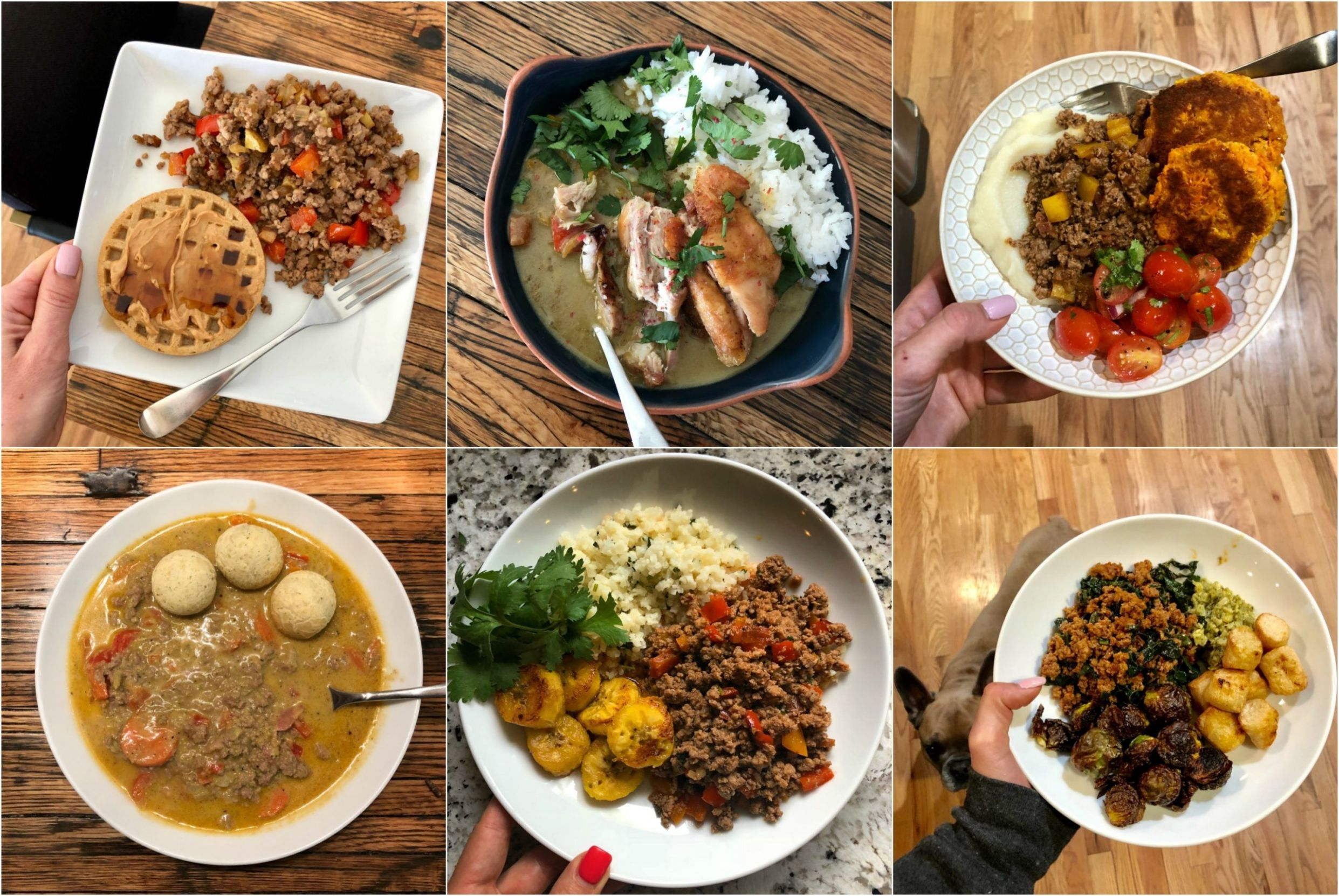Easy Meals I Make at Home in Under 12 Minutes - PaleOMG - Food Recipes To Make At Home