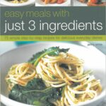 Easy Meals With Just 10 Ingredients: 10 Simple Step By Step Recipes ..