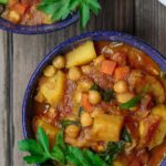 Easy Moroccan Vegetable Tagine Recipe | The Mediterranean Dish – Recipes Vegetable Tagine
