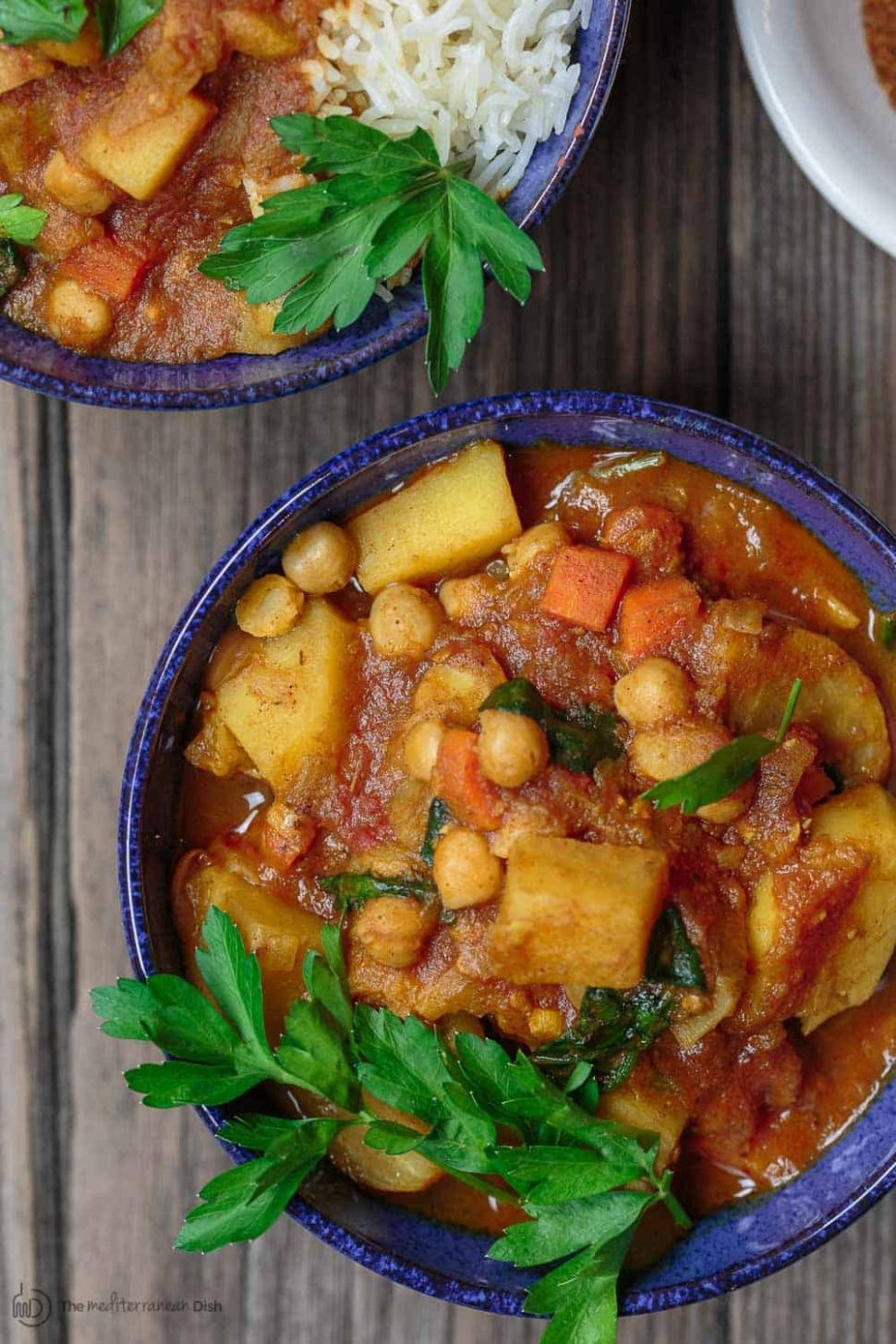 Easy Moroccan Vegetable Tagine Recipe | The Mediterranean Dish - Recipes Vegetable Tagine