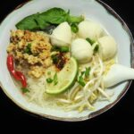 Easy Noodle Soup With Ground Chicken And Fish Balls – Recipe Fish Noodles