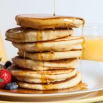 Easy Olive Oil Pancakes – Simple Recipes Pancakes