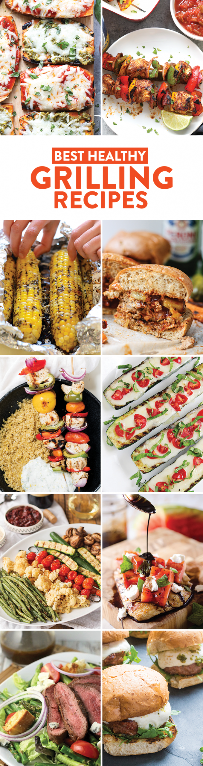 Easy on the Grill Recipes that are Healthy and Delicious! | Fit ..