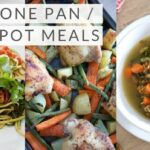 EASY ONE POT/ONE PAN MEALS | Quick, Healthy Recipes (paleo + Plant Based) – Healthy Recipes Paleo