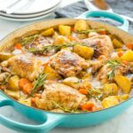 Easy One Pot Roasted Chicken Dinner – Recipe Chicken Breast One Pot