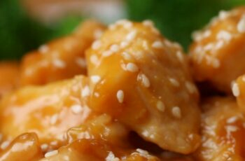 Easy Orange Chicken Recipe by Tasty