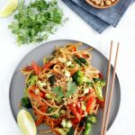 Easy Pad Thai (vegan, Gluten Free) – Recipes Vegetarian And Gluten Free