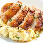 Easy Pan Roasted Chicken Breasts With Thyme – Recipes Chicken Breast On The Bone