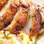 Easy Pan Roasted Chicken Breasts With Thyme – Recipes Chicken Breast Skillet