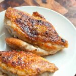 Easy Pan Roasted Chicken Breasts With Thyme – Recipes Chicken Breast With Skin On