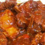 Easy Pork Ribs Kaldereta – Recipe Pork Kaldereta