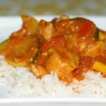 Easy Recipes: Chicken And Summer Squash Over Rice – Recipes Over Rice